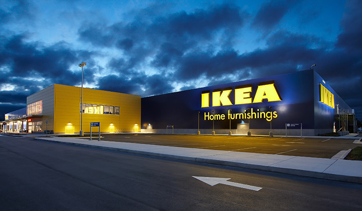 IKEA founder leaves billions to charity