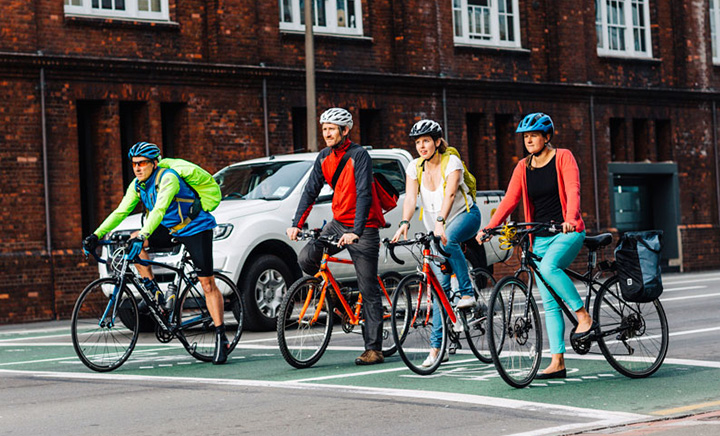 new zealnd company paying employees to cycle bike to work