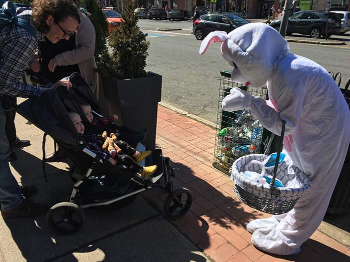 easter acts of kindness