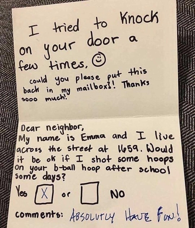 wholesome notes