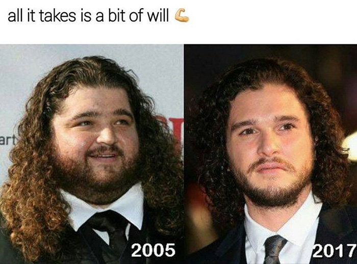 funny progress pictures