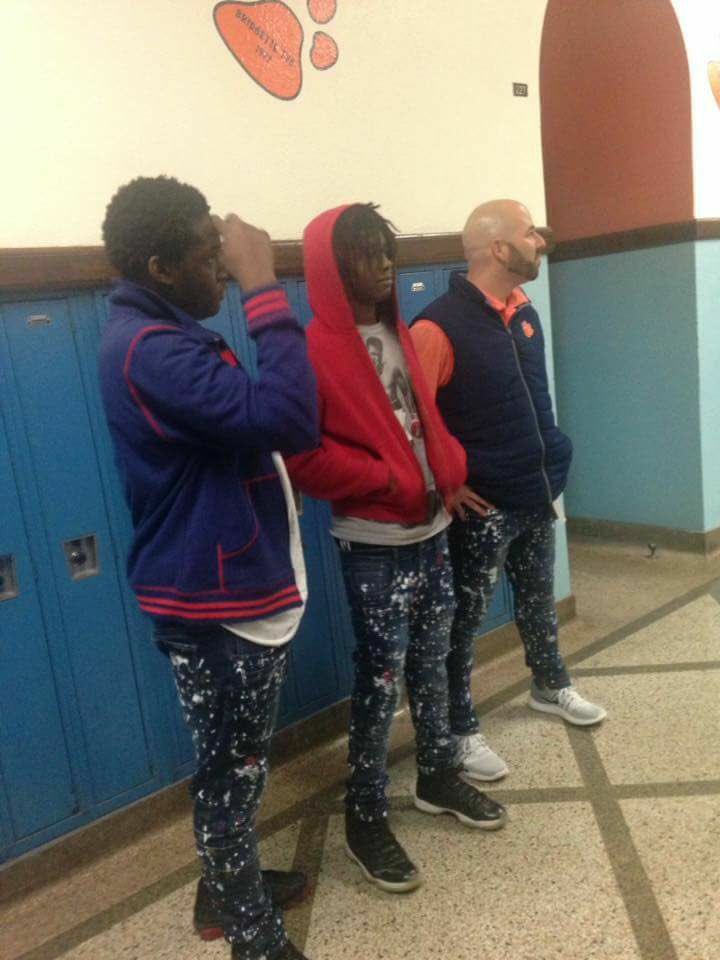 students buy principal cool jeans