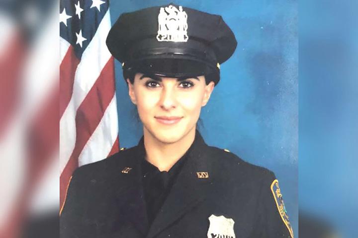hero cop Jessie Ferreira Cavallo