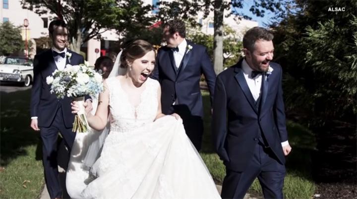 childhood cancer survivors get married