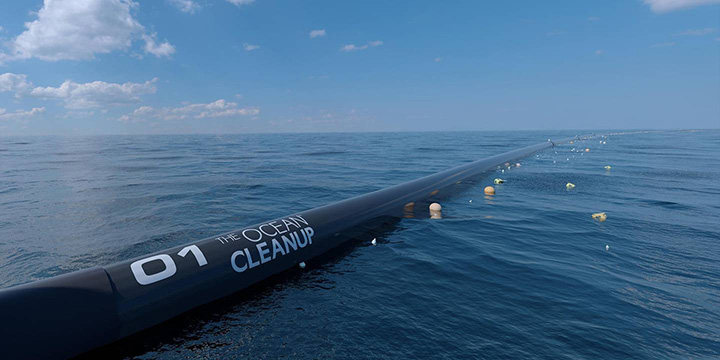 the ocean clean up final testing