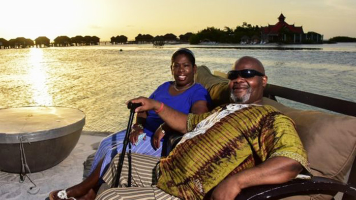 janitor vacation in jamaica