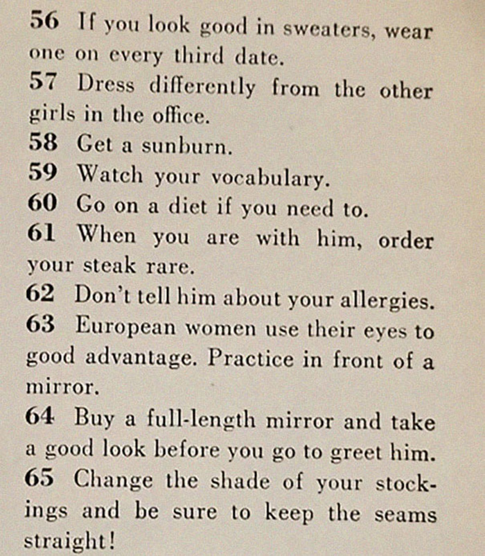129 Ways To Get A Husband... In The 1950s 2j7eh-129-ways-to-get-a-husband-1950s-4