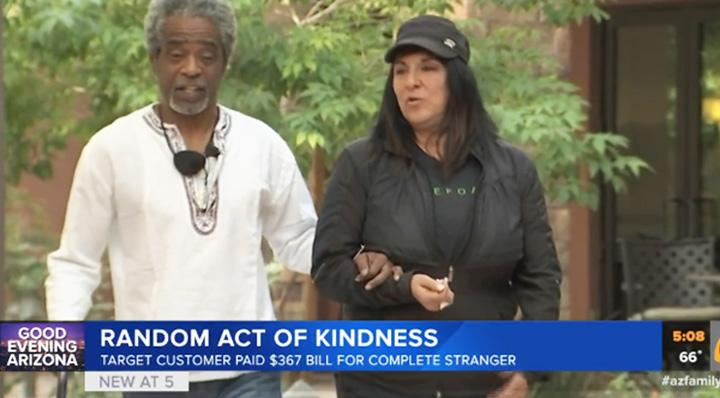 good news random acts of kindness