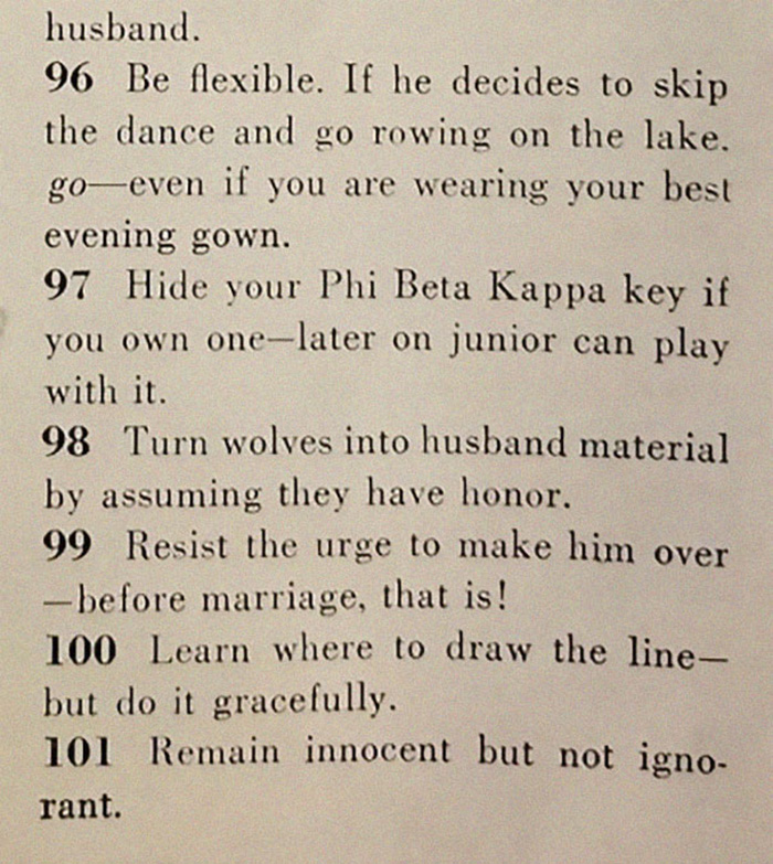 129 Ways To Get A Husband... In The 1950s Dgkx4-129-ways-to-get-a-husband-96