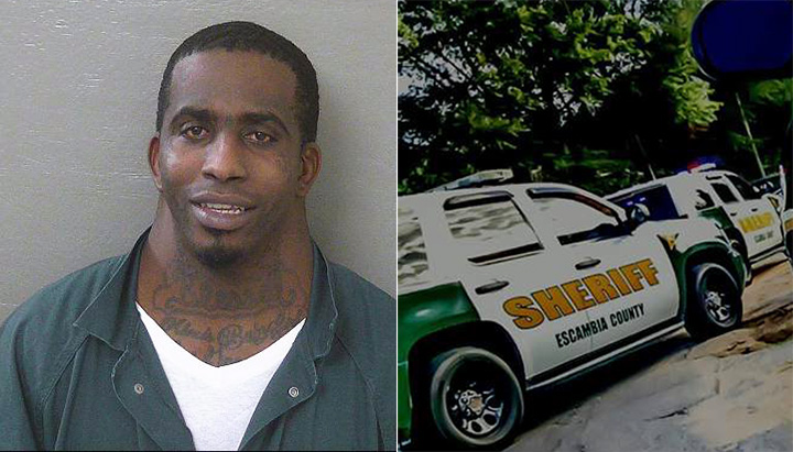 mugshot of man giant neck funny comments