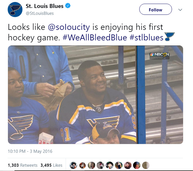 black guy discovers hockey falls in love