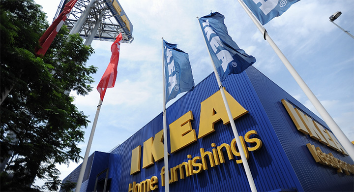 Ikea sow a seed project