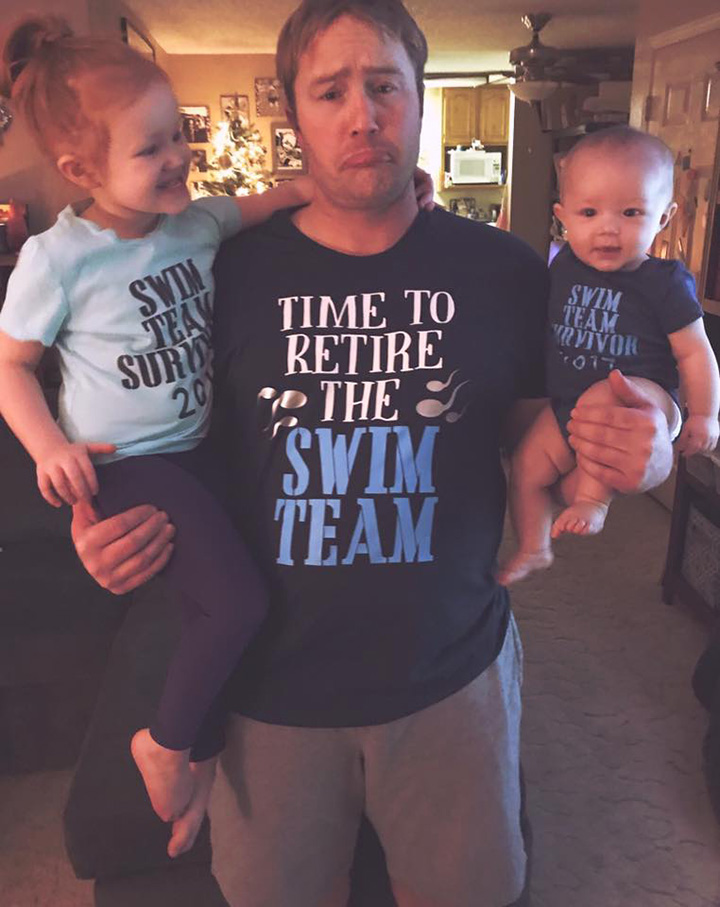 wife throws husband vasectomy party