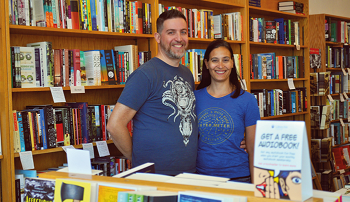 bookstore owners help competitor