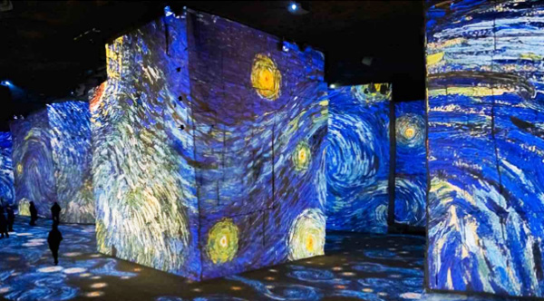 Watch Van Gogh S Paintings Come To Life In This Beautiful