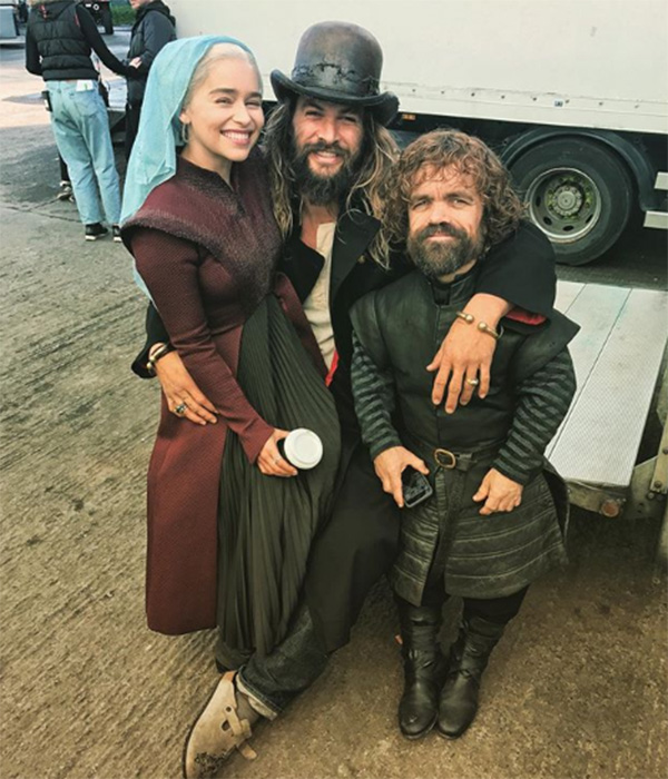 emilia clarke writes goodbye to game of thrones