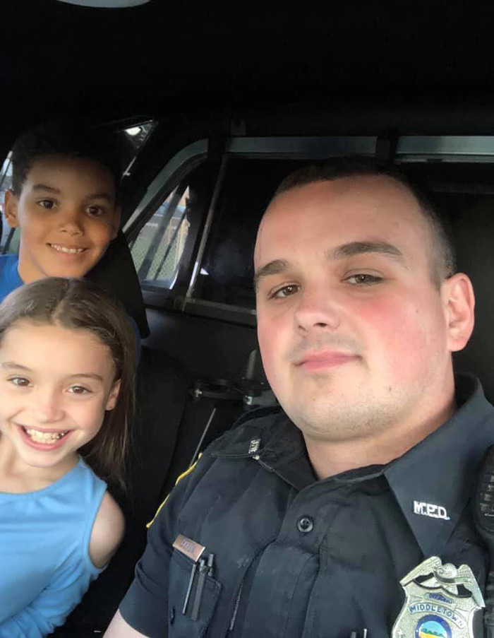 8 year old helps sister escape kidnapper