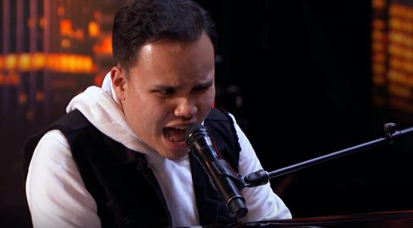 Blind Autistic Singer Earns Golden Buzzer On Americas Got