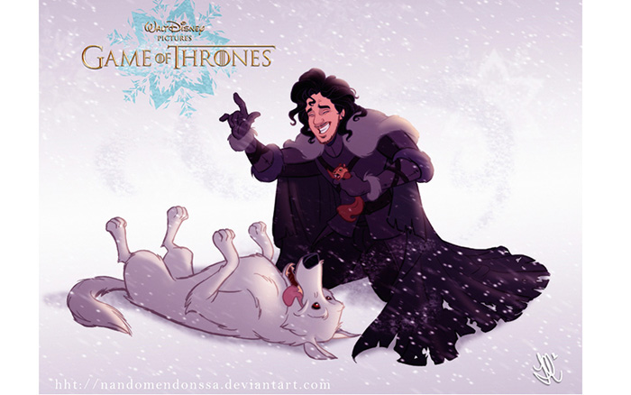 For Cass - If Disney Made Game Of Thrones Q22b2-game-of-thrones-as-disney-characters-2