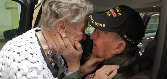 world war 2 long lost lovers reunite
