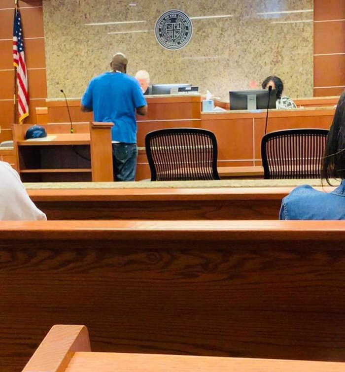 judge gives man second chance