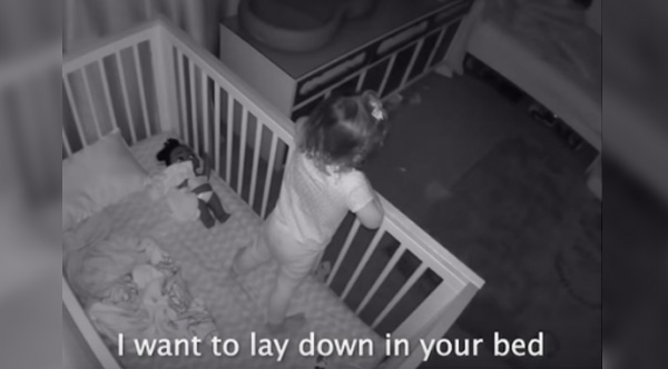 Brother Helps His Sister Get Out Of Her Bed And It S The