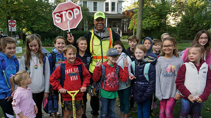 crossing guard birthday