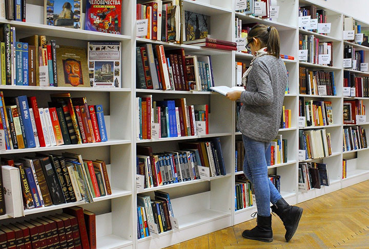 more people went to library than movies in 2019