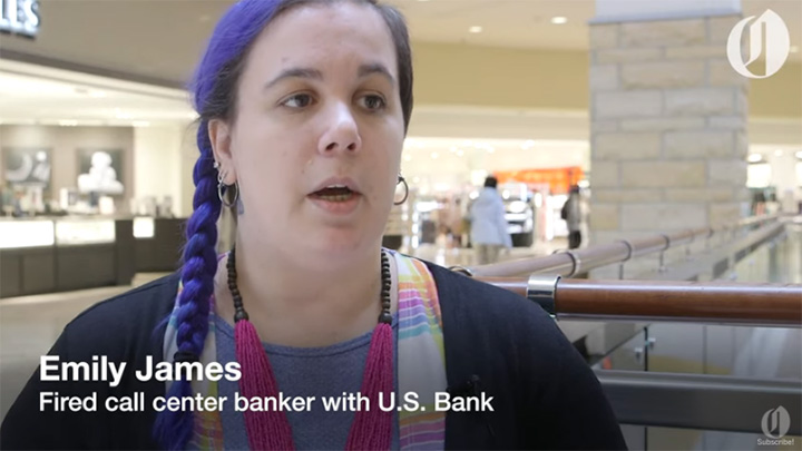 woman fired from bank for kindness gets better job credit union
