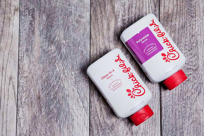 chic fil a to sell bottles sauces