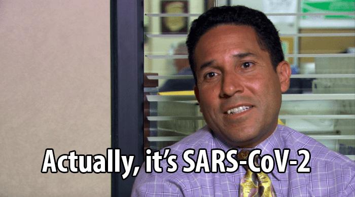 the office coronavirus