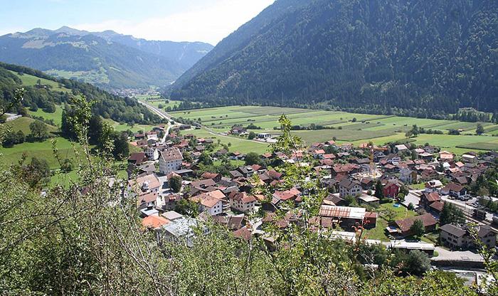 Grusch Switzerland
