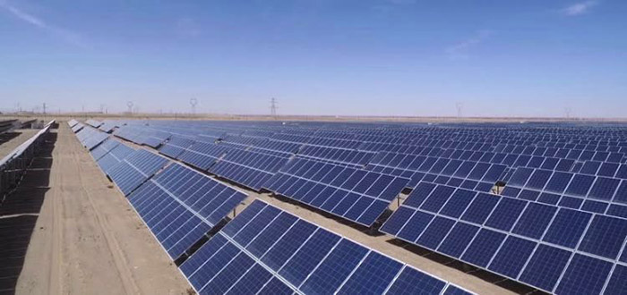 solar plant approved nevada