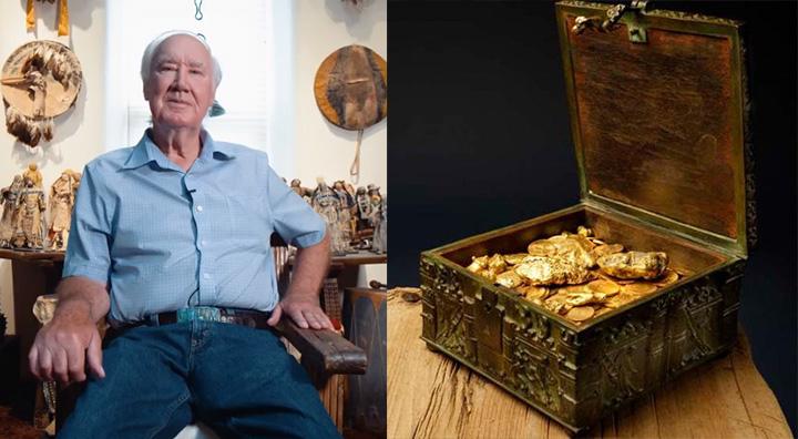 treasure chest found rocky mountains forrest fenn