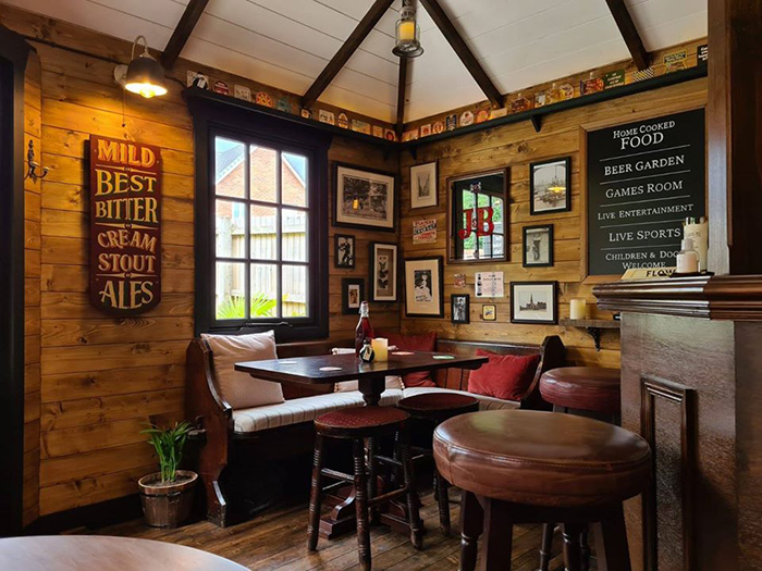 This Couple Built The Most Amazing Pub... In A Backyard
