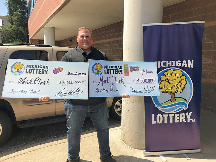 man wins 4 million lottery twice