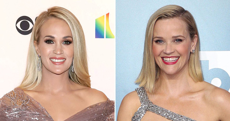 carrie underwood reese witherspoon