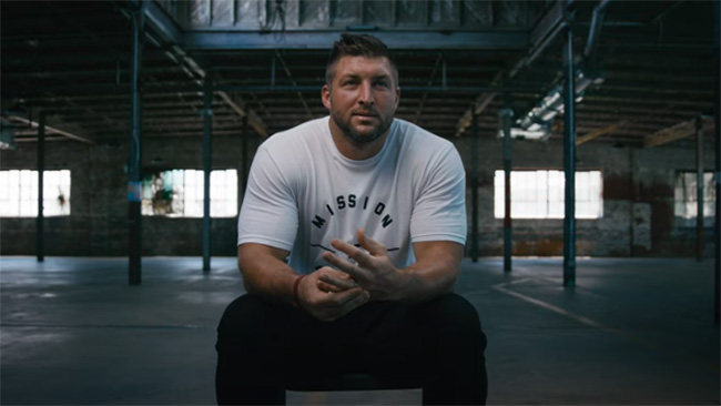 tim tebow human trafficking