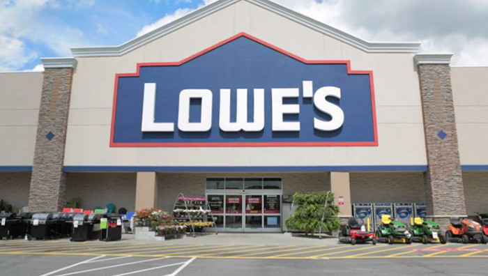 lowes 100 million