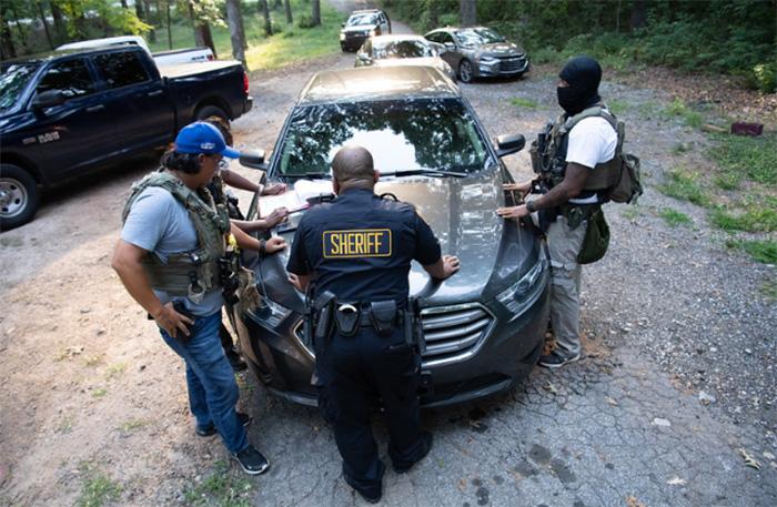 US marshals rescue missing kids Georgia