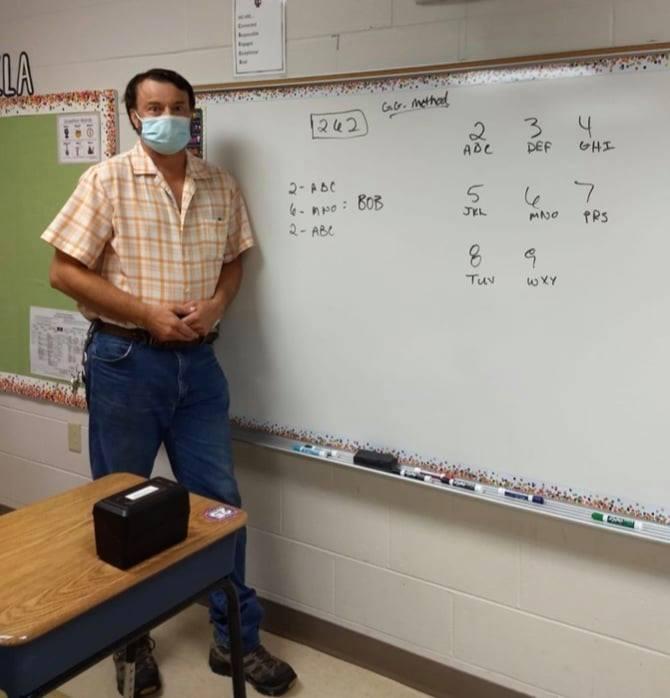 custodian dyslexia