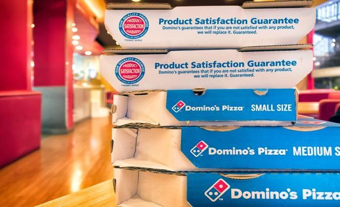 st judes dominos pizza donation