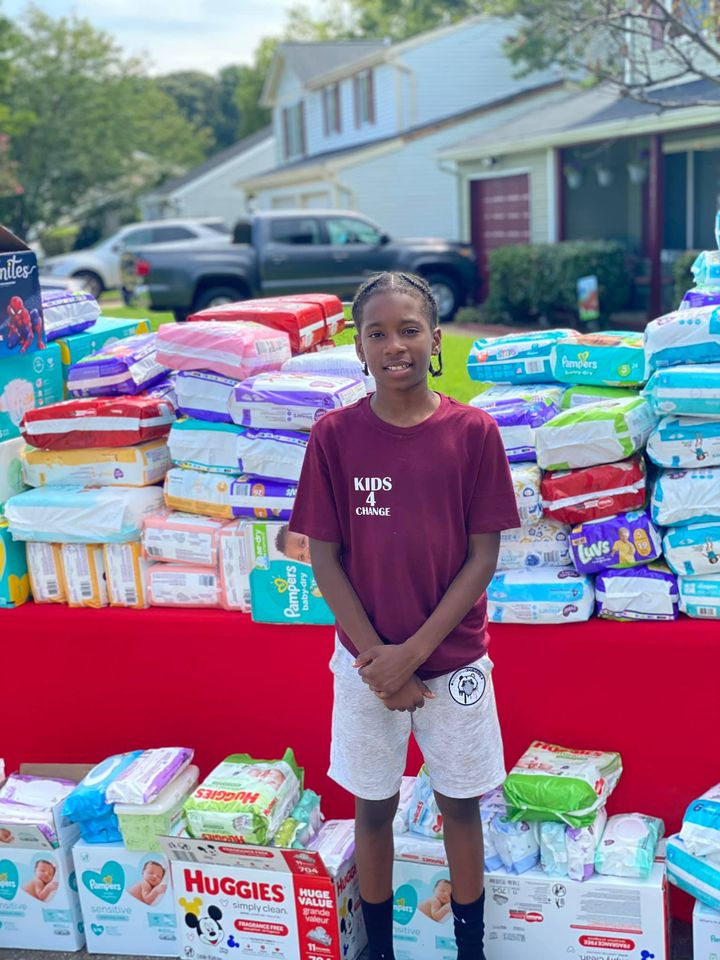 11 year old diapers for single moms