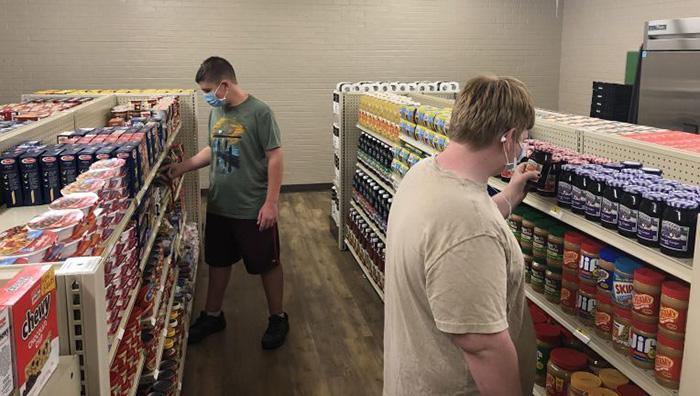 high school grocery store good deeds payment
