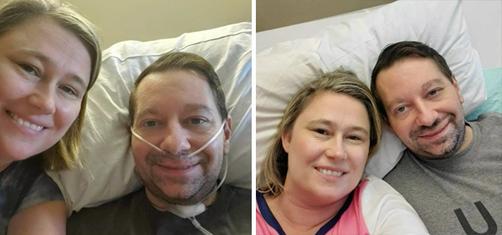 wife voice helps man in coma