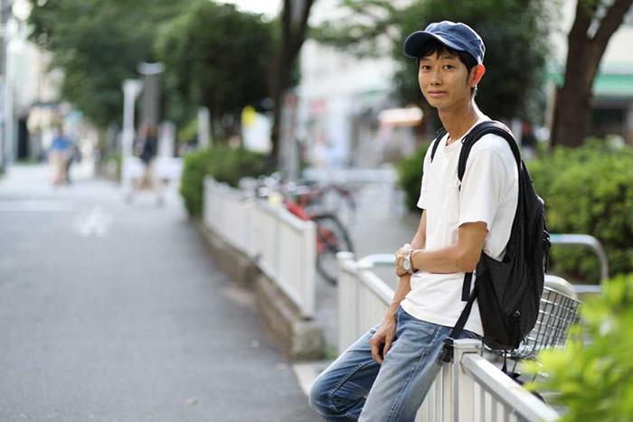 Japanese man rents himself out to do nothing