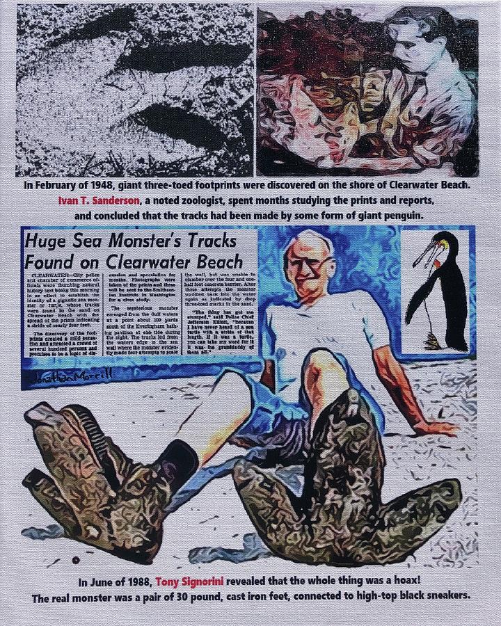 giant penguin hoax