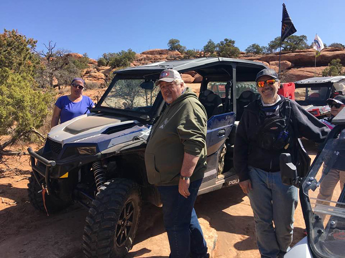 utah atv group save dog