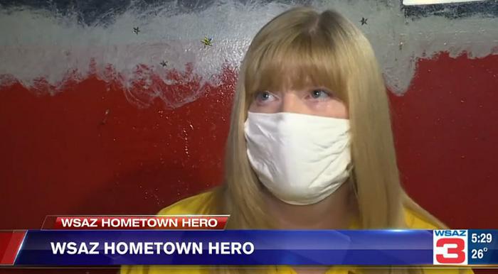 Rhonda Lee hometown hero
