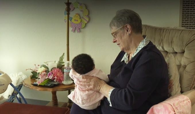 woman fosters 80 babies